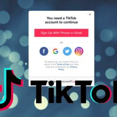 Setting Up Your TikTok Account